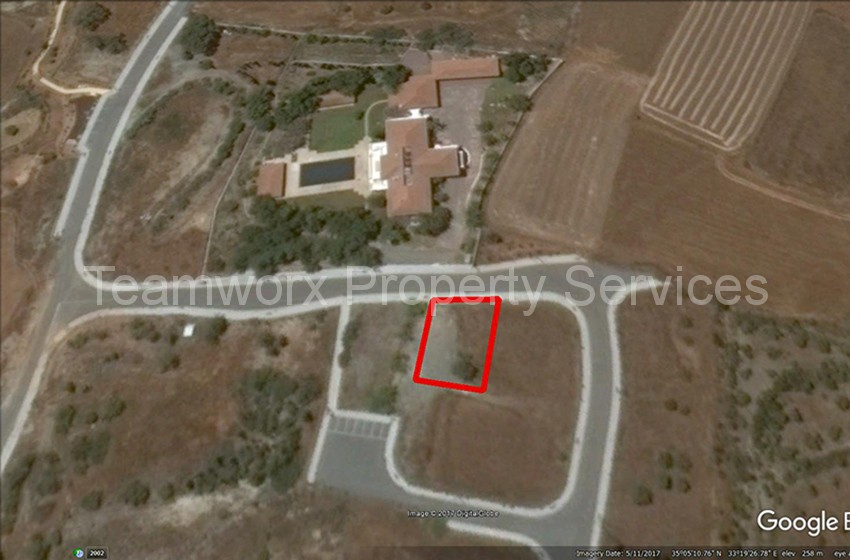 Plot For Sale In Tseri, Nicosia