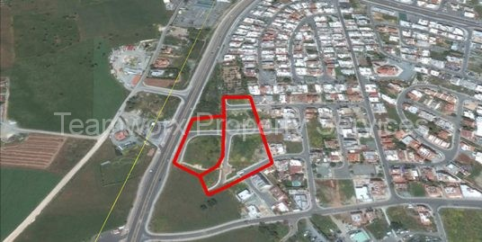 2 Plots For Sale In Kato Polemidia, Limassol