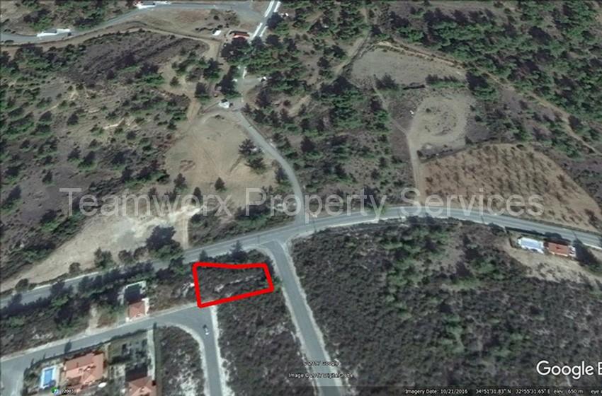 Field For Sale In Trimiklini, Limassol