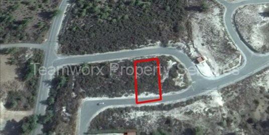 Plot For Sale In Trimiklini, Limassol