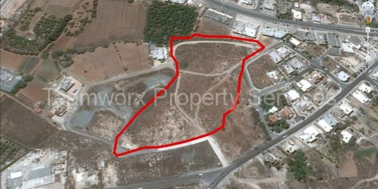Plot For Sale In Mesogi, Paphos