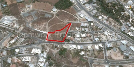 Plot For Sale In Mesogi, Paphos