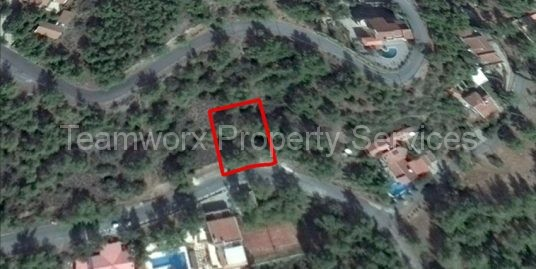 Plot For Sale In Moinatis, Limassol
