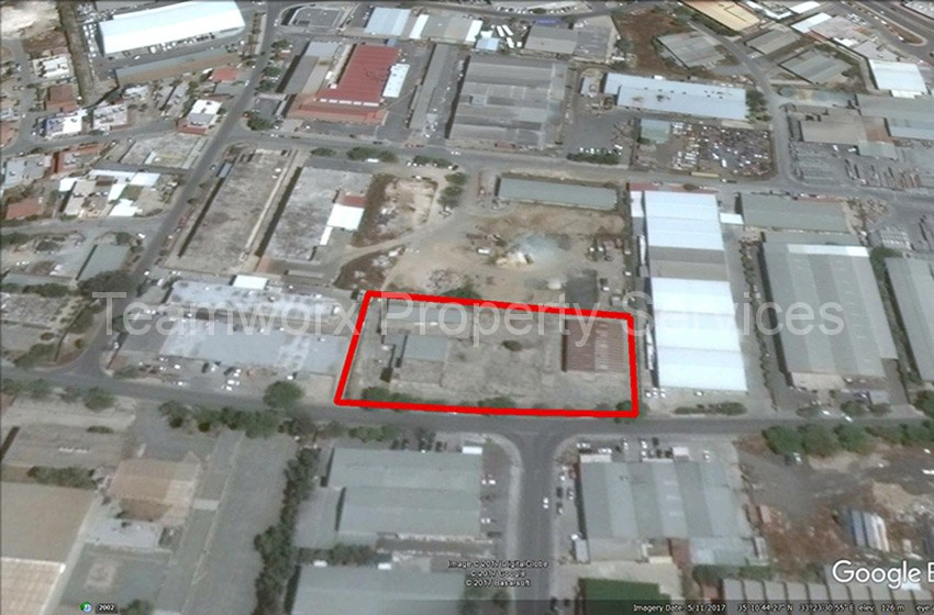 Plot With Building For Sale In Kaimakli, Nicosia