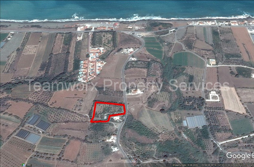 Plot For Sale In Yialia, Paphos