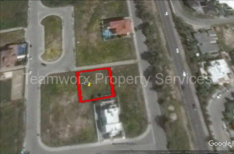 Plot For Sale In Achangelos-Anthoupoli, Nicosia