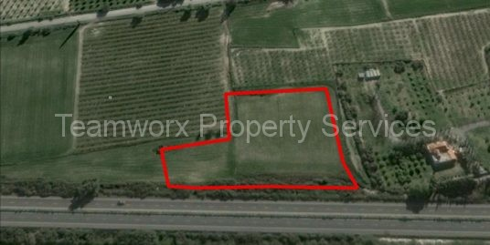 Plot For Sale In Alethriko, Larnaca