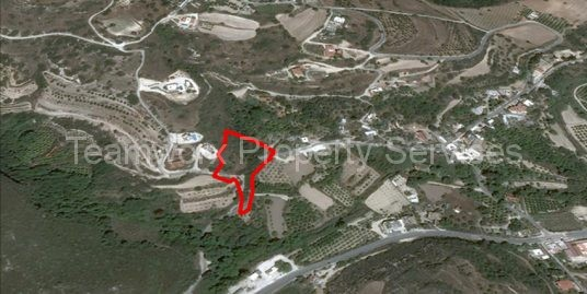 Plot For Sale In Skoulli, Paphos