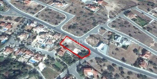 Plot For Sale In Episkopi, Limassol