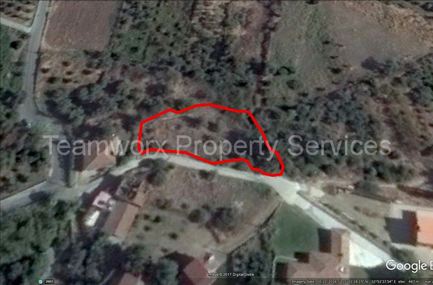Plot For Sale In Temvria, Nicosia