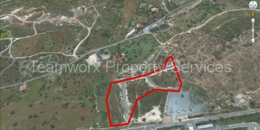 Field For Sale In Kato Polemidia, Limassol