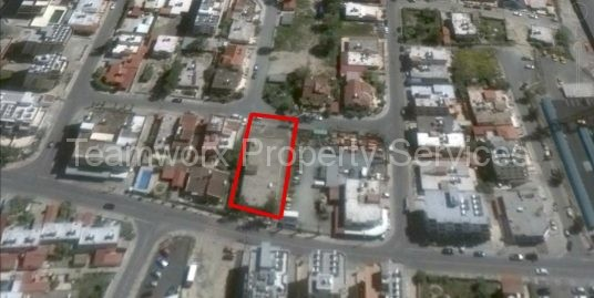Plot With Building In Sotiros, Larnaca