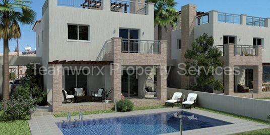 3 Bedroom Villa For Sale In Kato Paphos