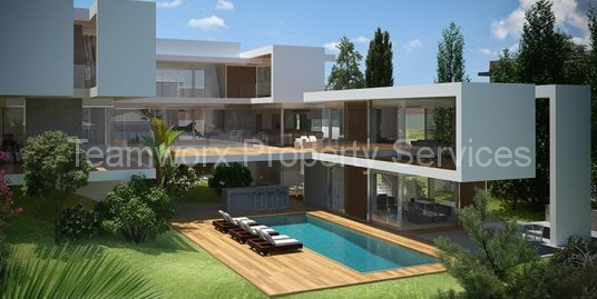 4 Bedroom Villa For Sale In Sfalagiotissa, Limassol