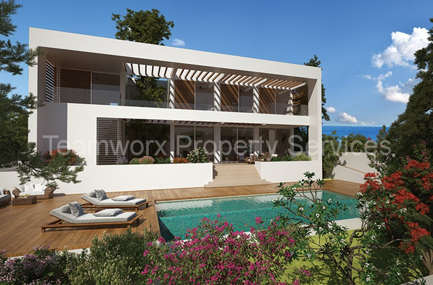 4 Bedroom Villa For Sale In Ayios Athanassios, Limassol