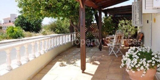 2 Bedroom Bungalow For Sale In Tombs Of The Kings, Paphos
