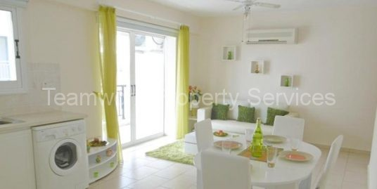 1 Bedroom Apartment For Sale In Geroskipou, Paphos