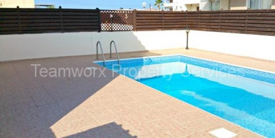 3 Bedroom Villa For Sale In Paphos
