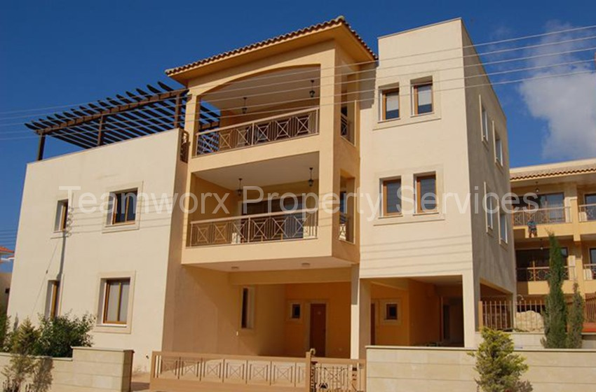 2 Bedroom Apartment In Tersefanou, Larnaca