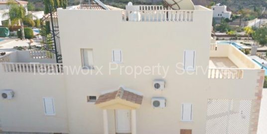 3 Bedroom Villa For Sale In Peyia, Paphos