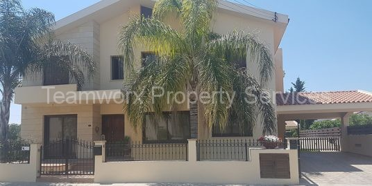 4 Bedroom House With Attic For Rent In Lakatamia, Nicosia
