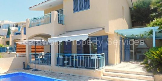 3 Bedroom Villa For Sale In Tala, Paphos