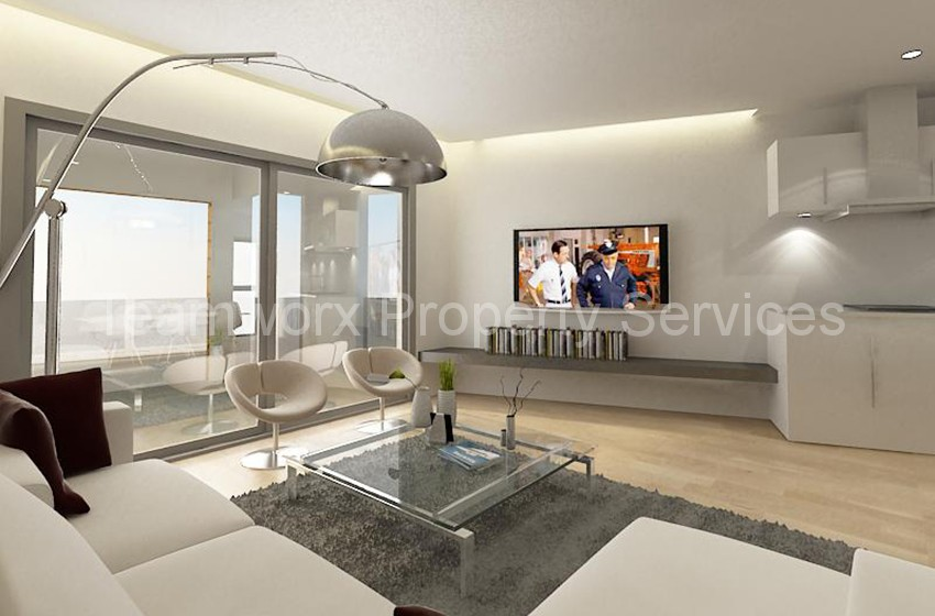 3 Bedroom Apartment For Sale In City Center, Larnaca