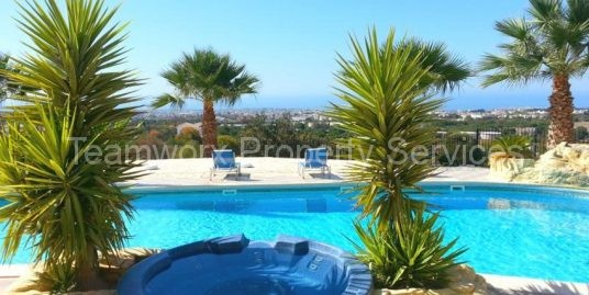 2 Bedroom Apartment For Sale In Mesa Chorio, Paphos