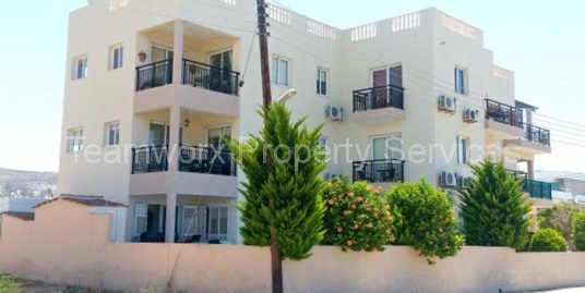 2 Bedroom Apartment For Sale In Geroskipou, Paphos