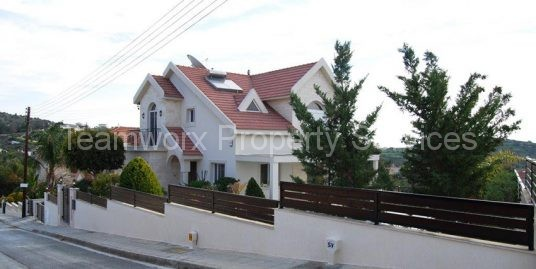 4 Bedroom Villa For Rent In Agios Tychonas, Limassol
