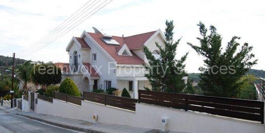 4 Bedroom Villa For Rent In Agios Tychonas, Limassol