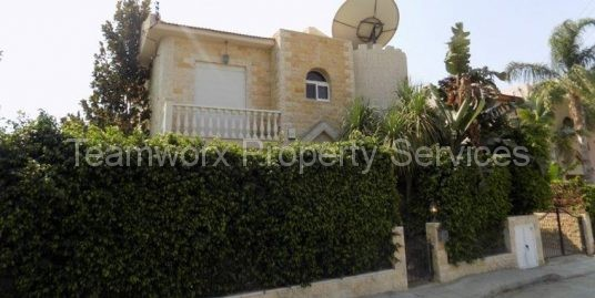 3 Bedroom Villa For Sale In Potamos Germasogeias, Limassol