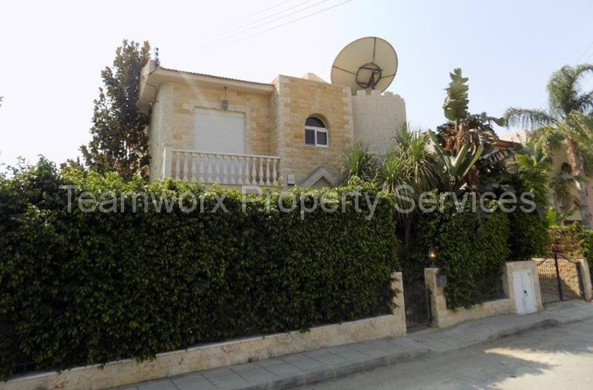 3 Bedroom Villa For Sale In Potamos Germasogeias, Limassol