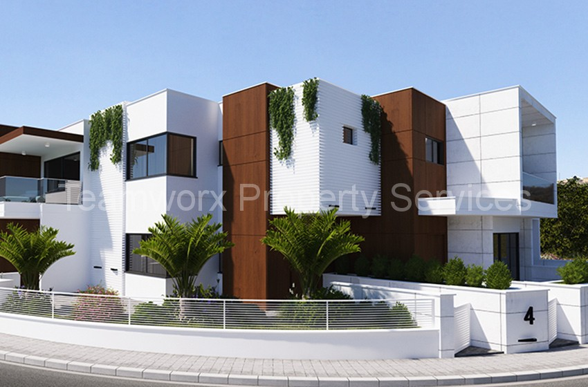 3 Bedroom Maisonette For Sale In Limassol