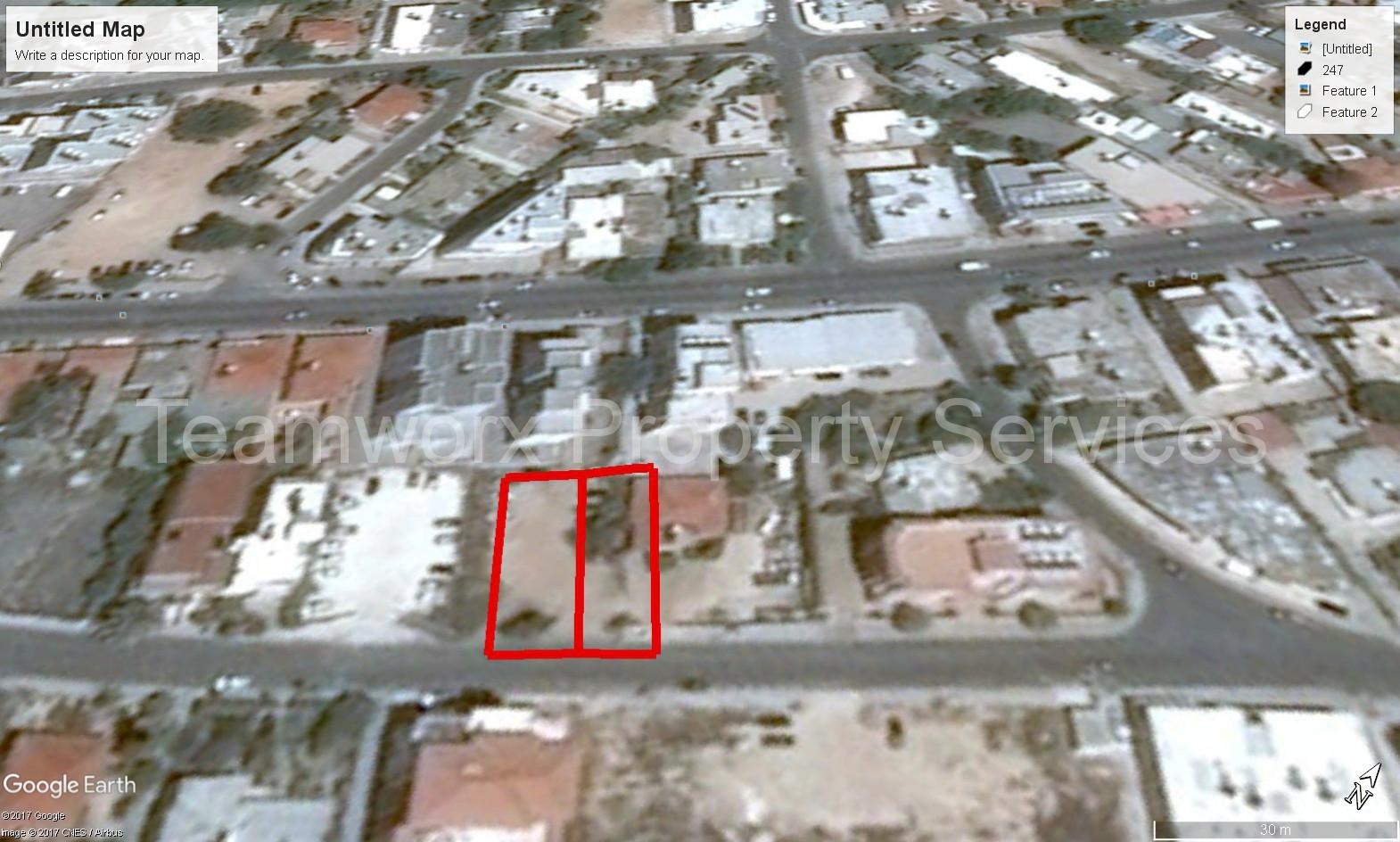 Plot For Sale In City Center, Paphos