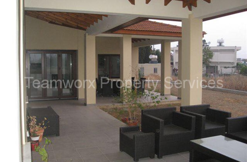 4 Bedroom House For Sale In Nisou, Nicosia