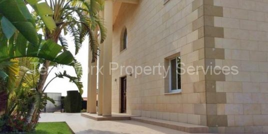 3 Bedroom Detached Villa For Sale In Limassol