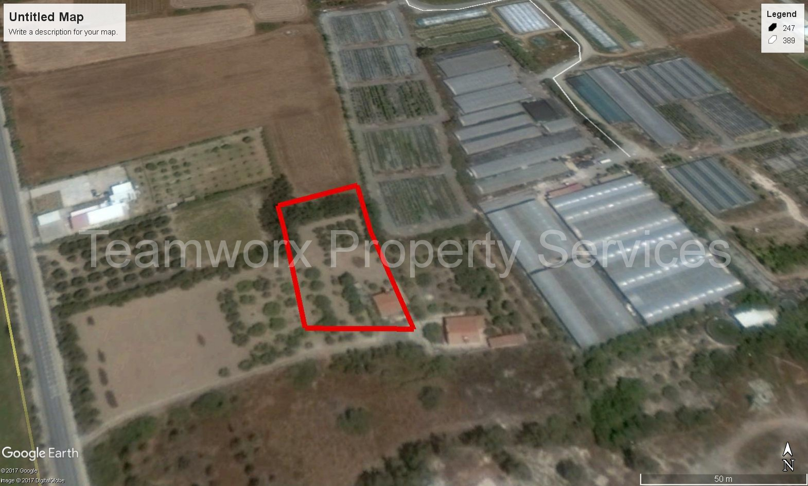 Plot For Sale In Zygi, Larnaca