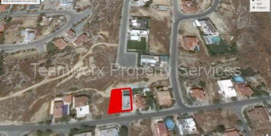 Half Plot For Sale In Aglantzia, Nicosia