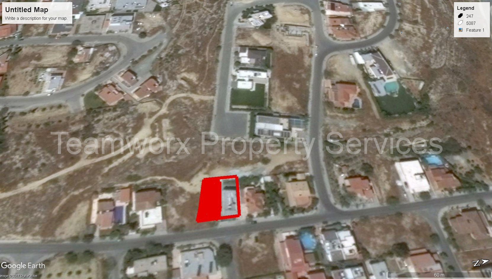 Half Plot For Sale In Aglantzia, Nicosia