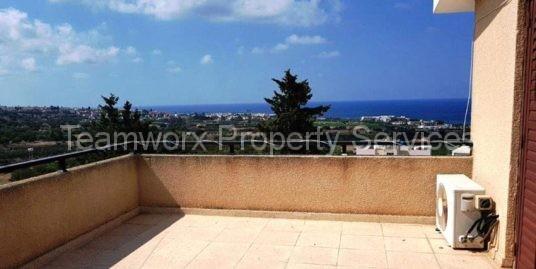 1 Bedroom Apartment For Sale In Kissonerga, Paphos