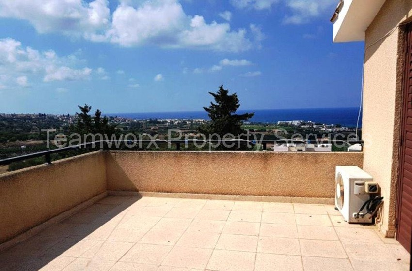 1 Bedroom Apartment For Sale In Kissonerga, Paphos
