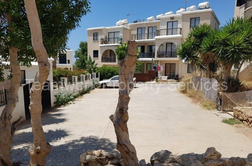 1 Bedroom Apartment In Paphos