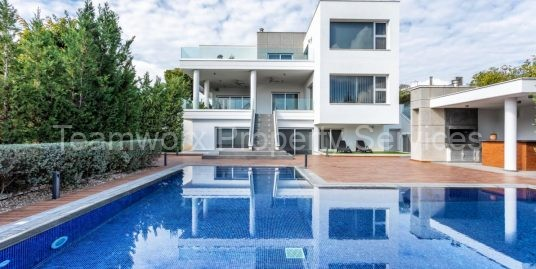 5 Bedroom Villa in Limassol most prestigious residential locations
