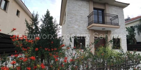 Brand New House In Limassol / Pyrgos Area for SALE