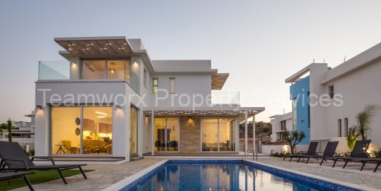 2, 3 and 4 Bedroom Villas for Sale