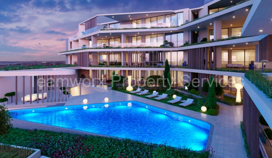 1, 2, 3 Bedroom Apartments for Sale in Limassol