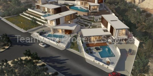 4 Bedroom Villa For Sale In Ayios Tychonas, Limassol