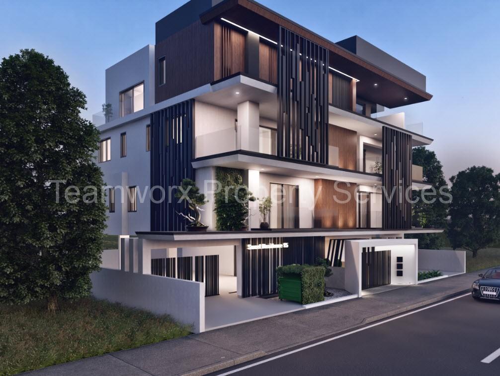 8 Apartment Building for Sale in Nicosia