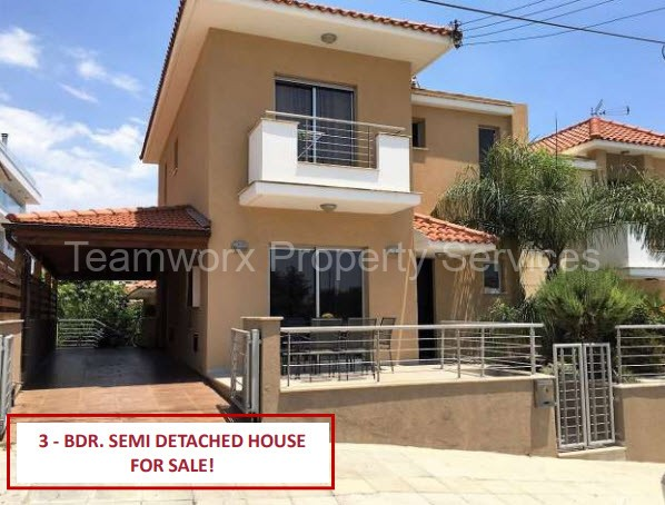 3 Bedroom Villa for Sale